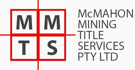 McMahon Mining Title Services